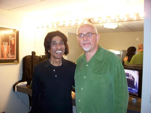 Shenkar & Peter Gabriel
