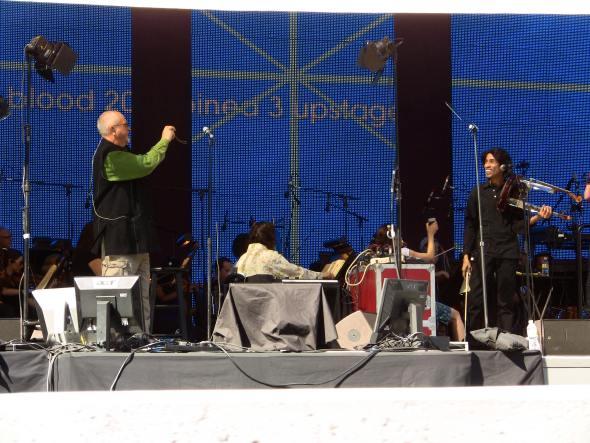 Peter Gabriel & Shenkar