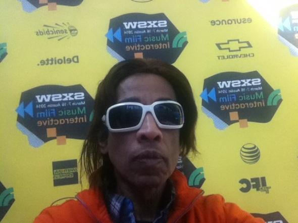 SHENKAR @ SXSW festival with VEDAZEN